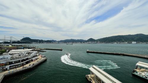这里是日本本州岛最东边的城市,...