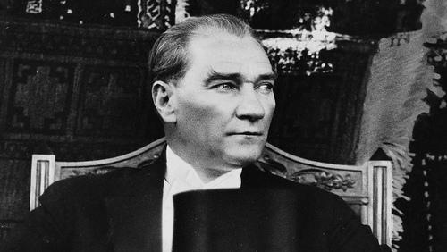 Mustafa Kemal A...