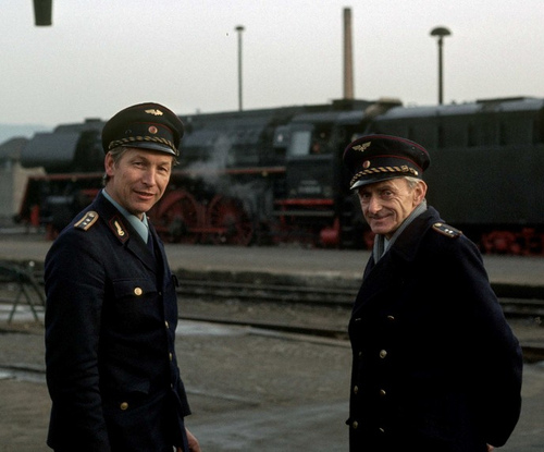 民主德国的铁路工人们,八十年代