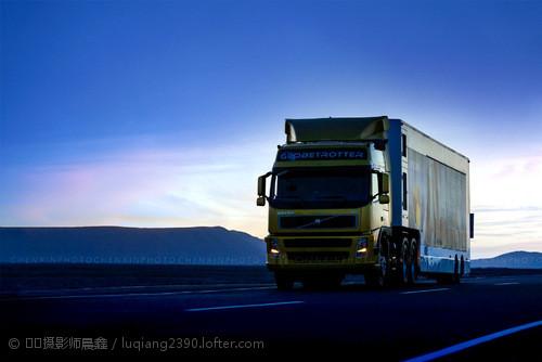 卡车·拍摄