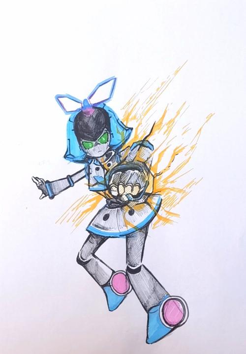 暴力萝莉 反转色(2)